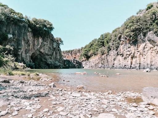 lago pellicone italia sconosciuta