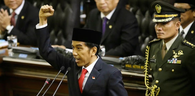 Presiden Jokowi (sumber : rmol)