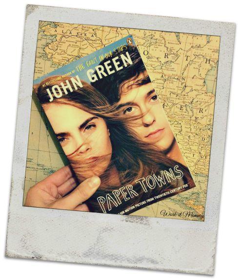 John Green, Paper Towns