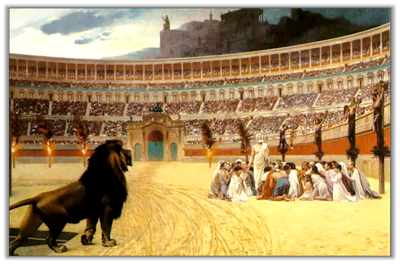 Resultado de imagen para primeras iglesias  romanas