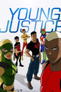 Young Justice WEB DL 720p Dual Latino/Ingles