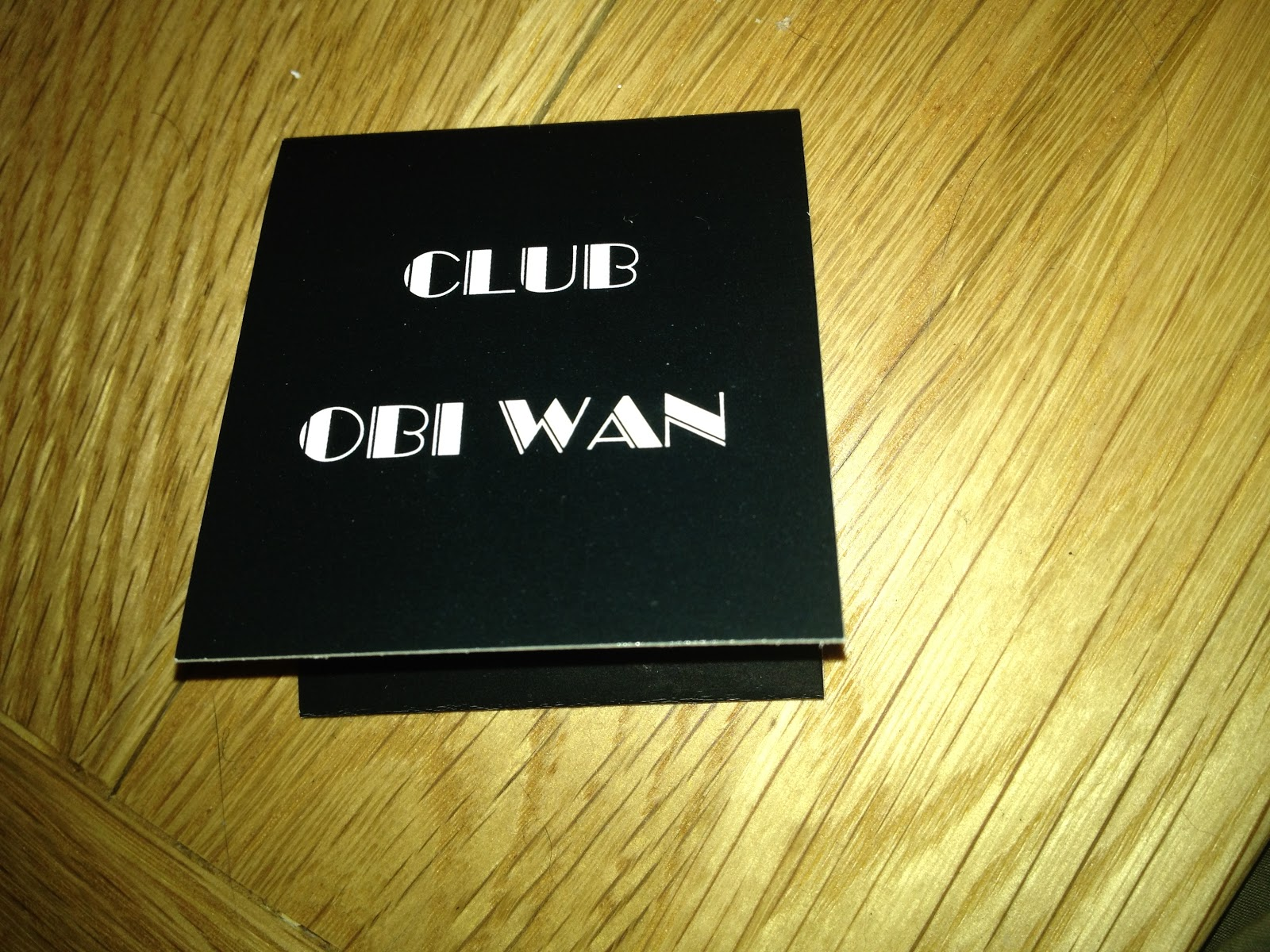 Club Obi Wan Matches