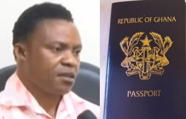 Nigerian arrested for attempting to acquire Ghanaian passport
