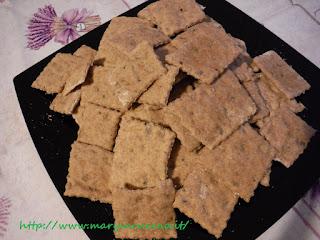 crackers sfiziosi