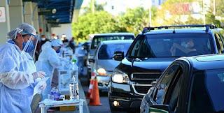 Paraíba confirma 1.477 novos casos de Covid-19 nesta quarta; mortos chega a 1.383 e 63.939 infectados