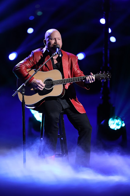 Video interview: Red Marlow talks performing in the Season 13 finale of 'The Voice'