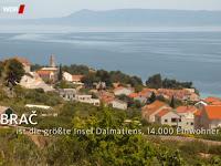Njemačka TV postaja WDR video slike otok Brač Online