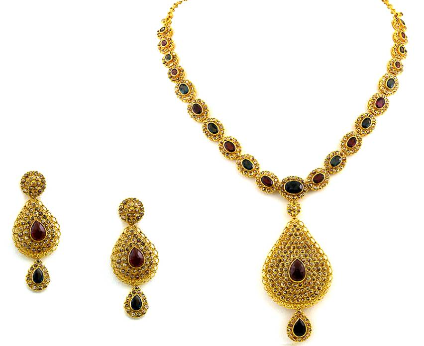 Fashion jewels designs: Beautiful-Design-of-Tanishq-Gold ...