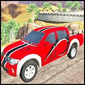 Offroad Mountain Cargo Pickup Truck Driving Simulator