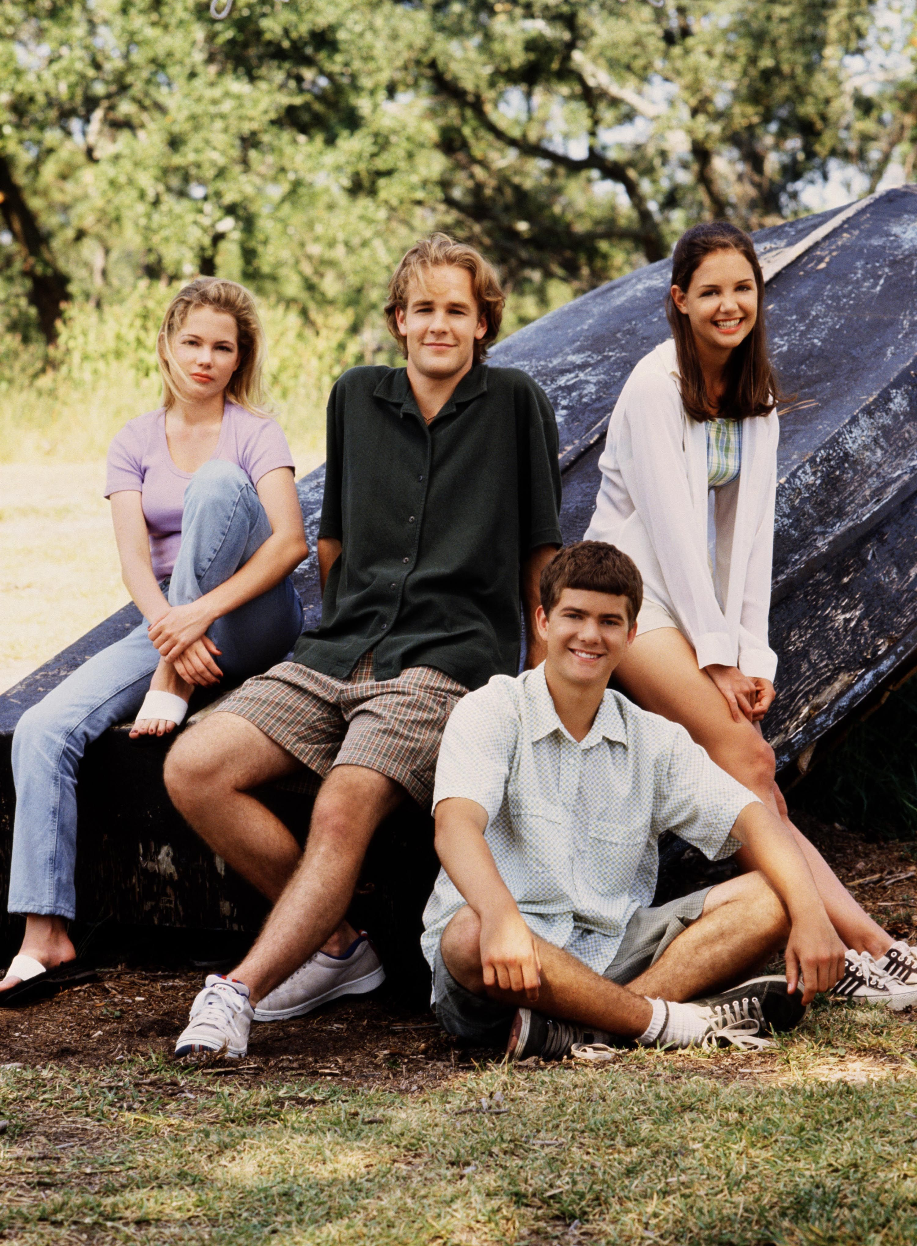 Personagens da série Dawson's Creek