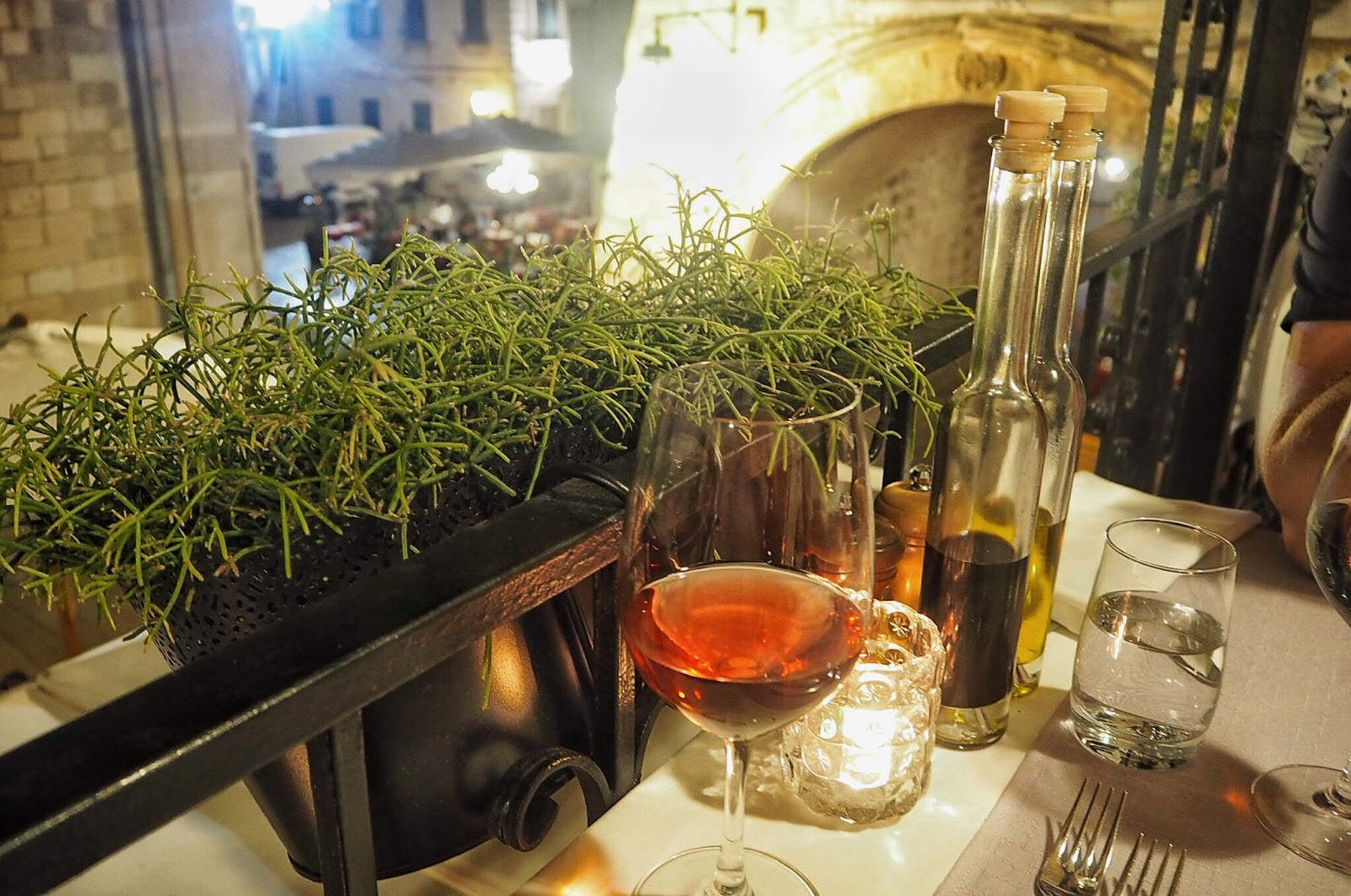 Food, dining, Dubrovnik, Croatia, Food blog, Restaurant, Villa Ruza