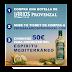 Disfruta del espíritu mediterráneo con 50€
