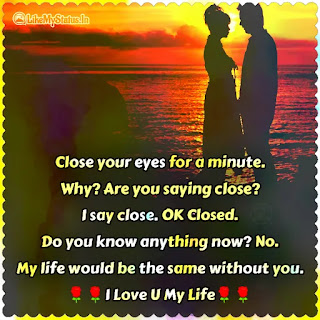 Love proposal Quote