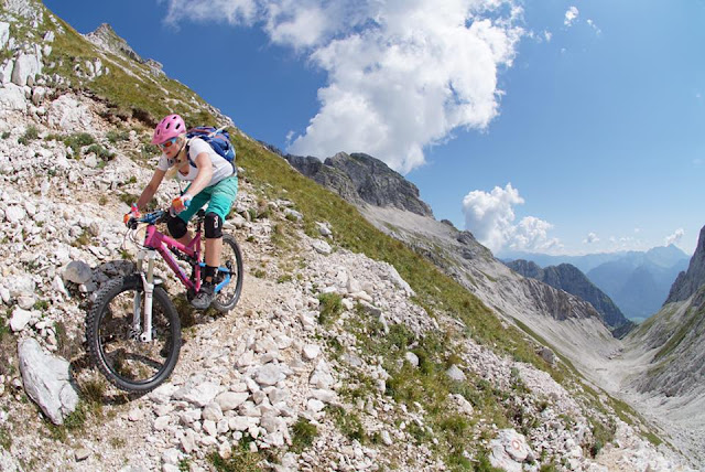 Trail S2 Bovec MTB Mountainbike