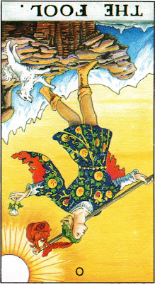 The Fool Reversed Tarot Card Meaning- Major Arcana