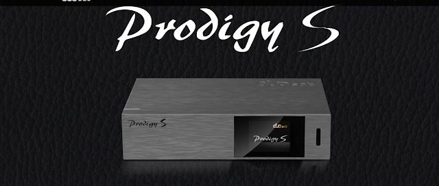 Duosat Prodigy S Atualização V1.1.6 - 20/04/2021