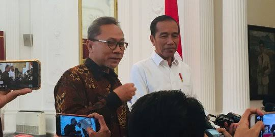 Masuk Koalisi Jokowi, PAN Dikabarkan Akan Isi Pos Kementerian Ini