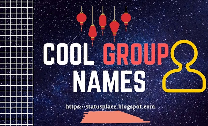 List of Best Whatsapp Cool Group Names 2019 for Friends