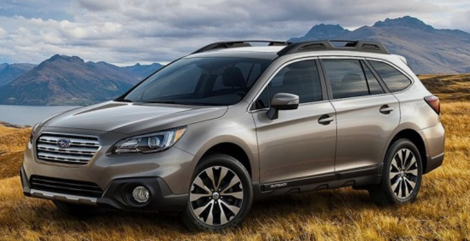 2018 subaru outback review cars reviews rumors and prices. Black Bedroom Furniture Sets. Home Design Ideas