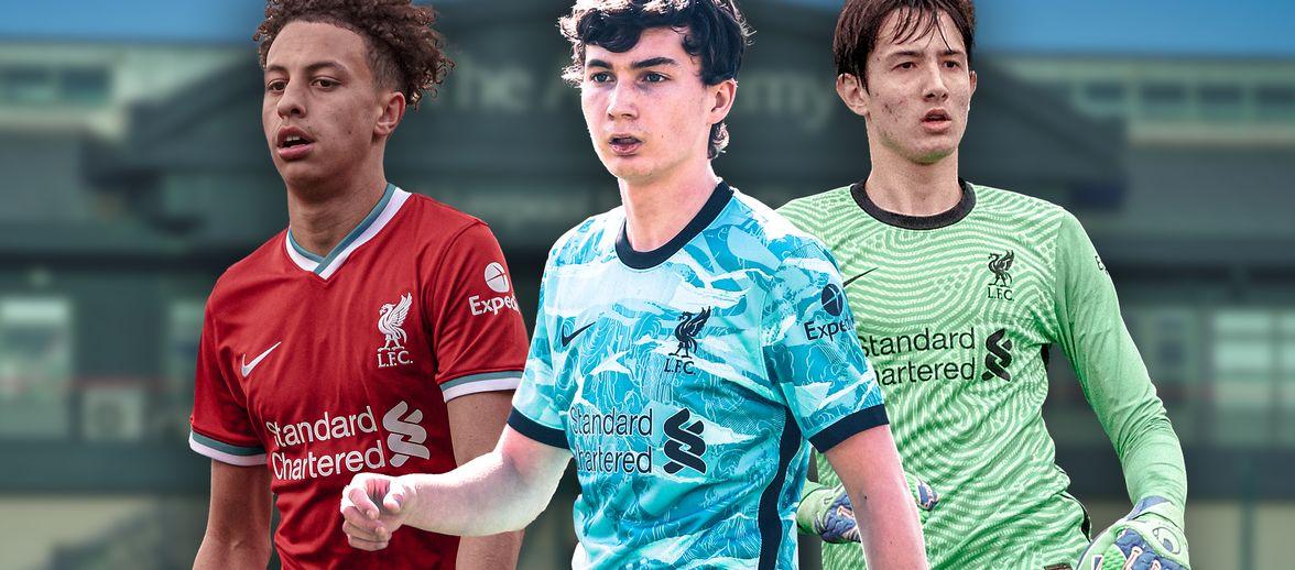 Jurgen Klopp akan melihat lebih dekat 'Lionel Messi Polandia' dan sembilan pemain muda Liverpool lainnya - Liverpoolday