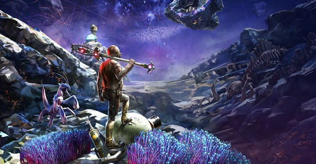 The future of The Outer Worlds is in Microsoft's hands