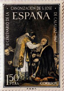 II CENTENARIO DE LA CANONIZACIÓN DE SAN JOSÉ DE CALASANZ