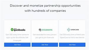 Earn with making a PartnerStack Customer
