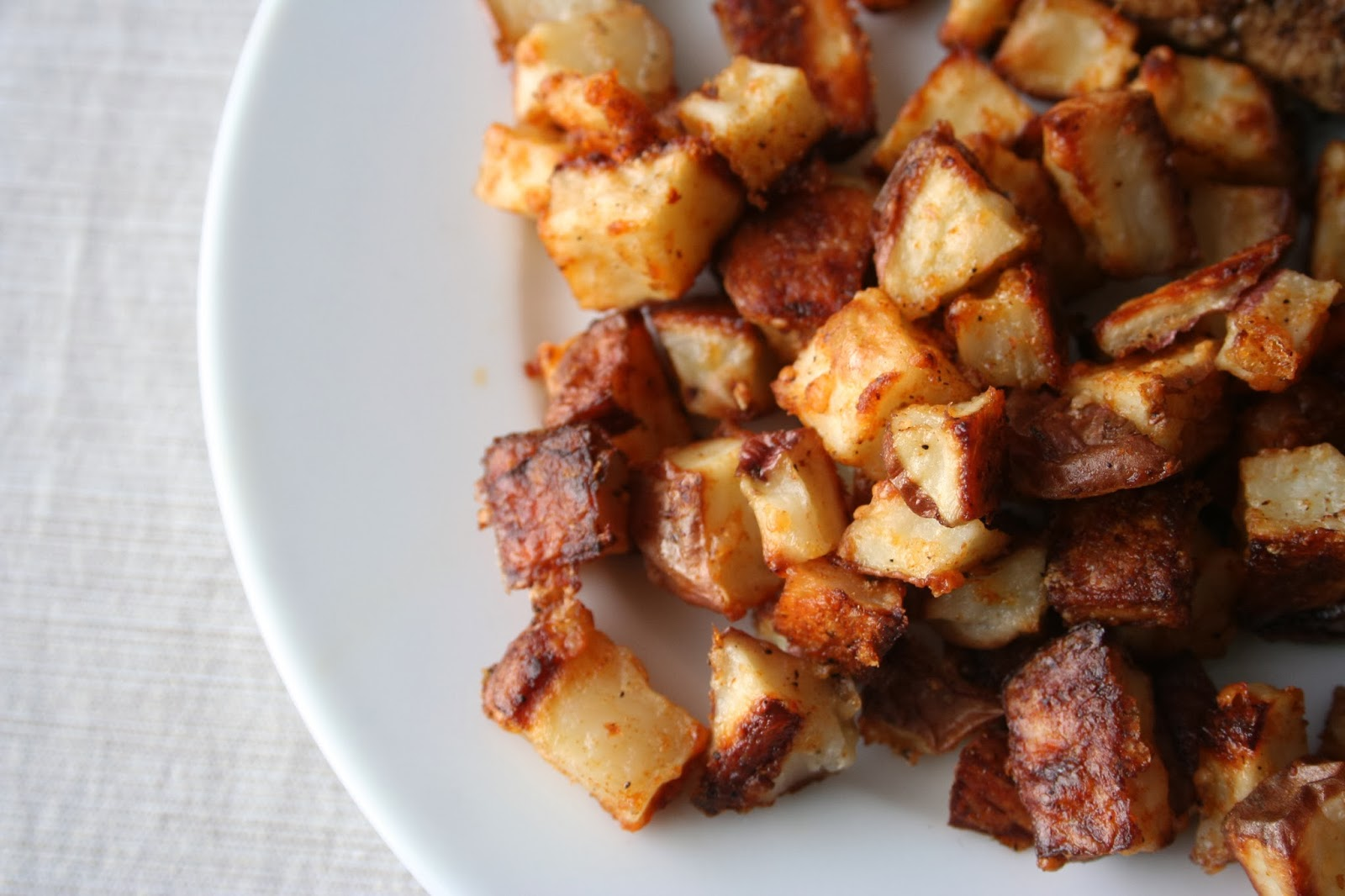 Roasted Country Style Potatoes