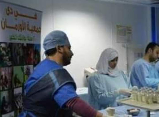إجراء ١٦ جراحة قلب ودعامات بتكلفة ٦٠٨ ألف جنية لمحدودي الدخل بالبحيرة .