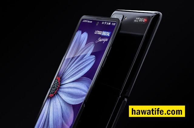 هاتف Samsung Galaxy Z Flip سيصل بأربع ألوان – سعر الهاتف