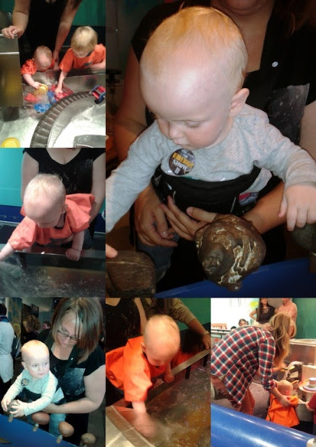 Whoopidooings: Fun at the Science Museum/Natural History Museum
