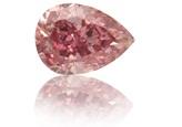 Lab Made Pink Color Diamond