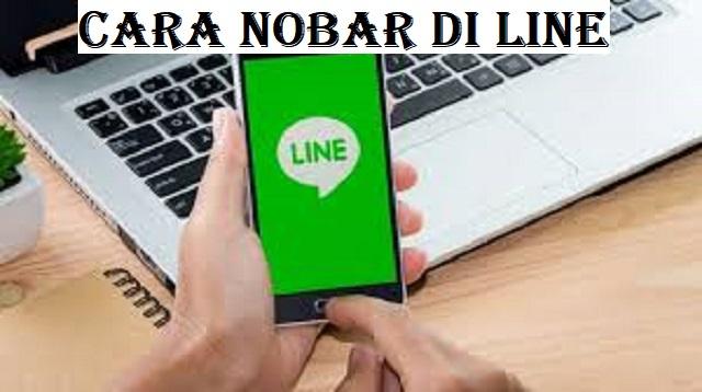 Cara Nobar Di LINE