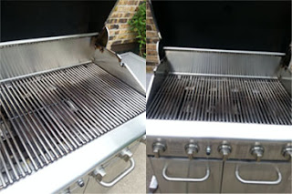 tips for cleaning grill
