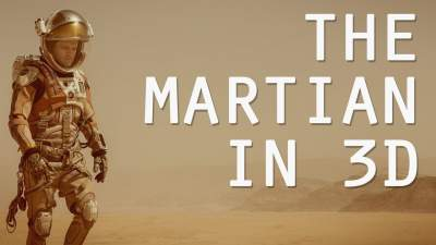 The Martian 2015 3D Full HSBS Movie Download 1080p BluRay