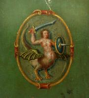 Herb Starej Warszawy, 1652, źródło: wikipedia.org