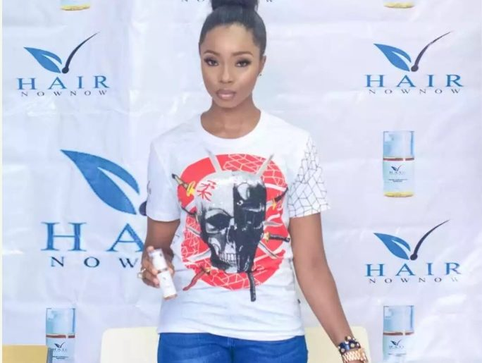 BBNaija 2018: Bam Bam becomes Ambassador For Hair Now Now Africa