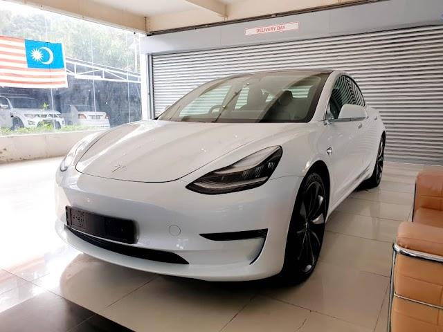 Kini anda boleh membeli Tesla di Malaysia!