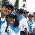 Desain Gambar Topi PMR SMA dan Topi PMR SMP