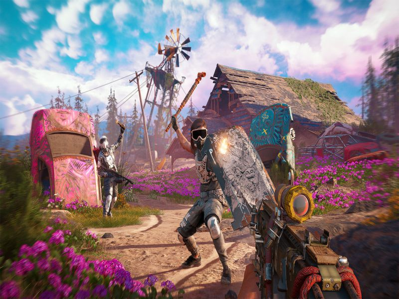 Download Far Cry New Dawn Free Full Game For PC