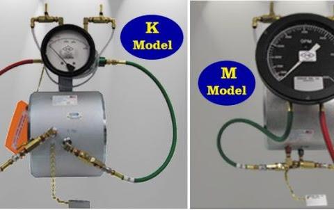 Fire Pump Test Meter