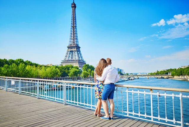 Honeymoon Packages for Paris Switzerland from Delhi India