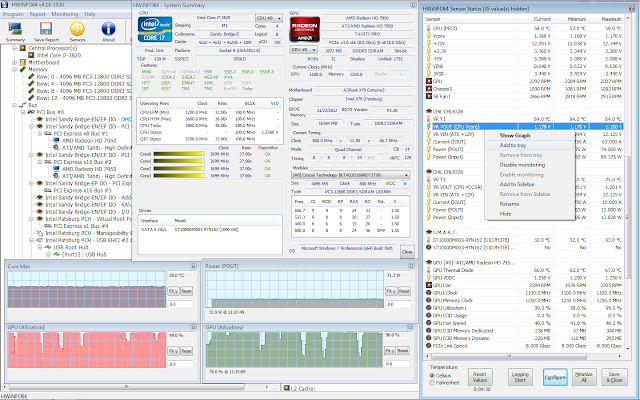 HWinfo - Αναλυτική απεικόνιση του Hardware του PC σου