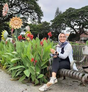 Menikmati Indahnya Senja di Alun-alun Kota Wisata Batu Malang