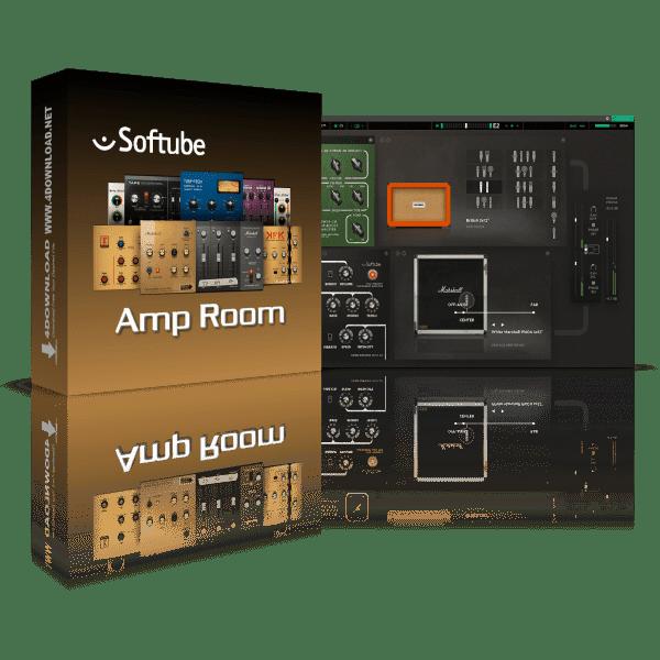 Softube Amp Room v2.5.9 Full version