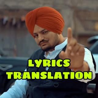 Tibeyan Da Putt – Lyrics in English | With Translation |  – Sidhu Moose Wala