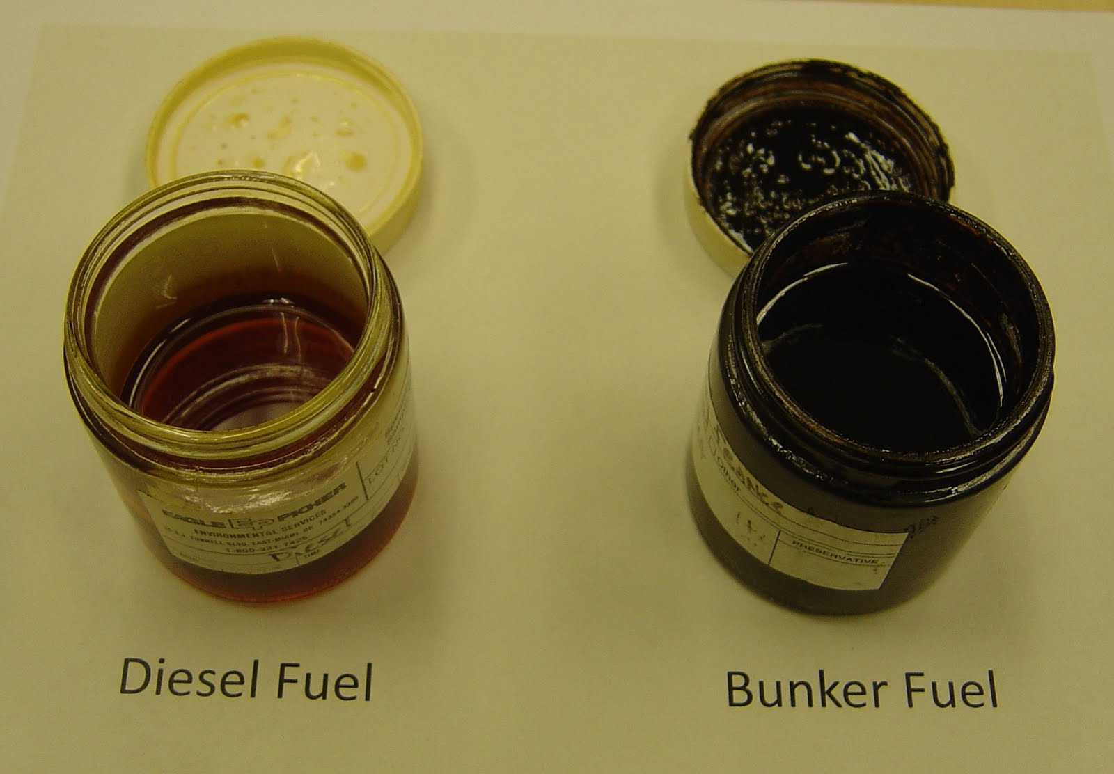 A View From The Hook: What is Bunker Fuel? The Pollution ...