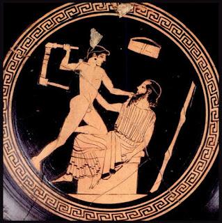 Heracles y Lino