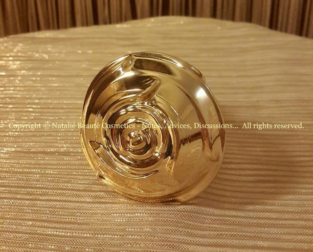 VOLARE GOLD - ORIFLAME PERSONAL REVIEW AND PHOTOS NATALIE BEAUTE