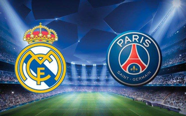 Champions League! Real Madrid vs PSG To Meet on Wednesday, @ 8:45 pm (Predict The Final Score & Win #2,000 Worth Of Recharge Cards)